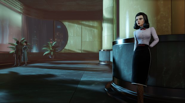 Bioshock Infinite: Launch-Trailer zu Burial at Sea