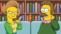 Die Simpsons: Bart trauert um Edna Krabappel