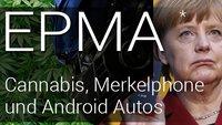 Ein paar Minuten Android: Cannabis, Merkelphone und Samsung Galaxy S5