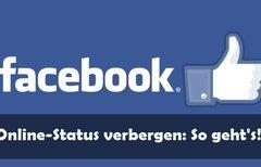 Facebook: Online-Status im...
