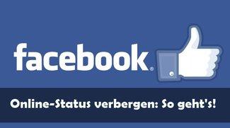 Facebook: Online-Status im Chat verbergen