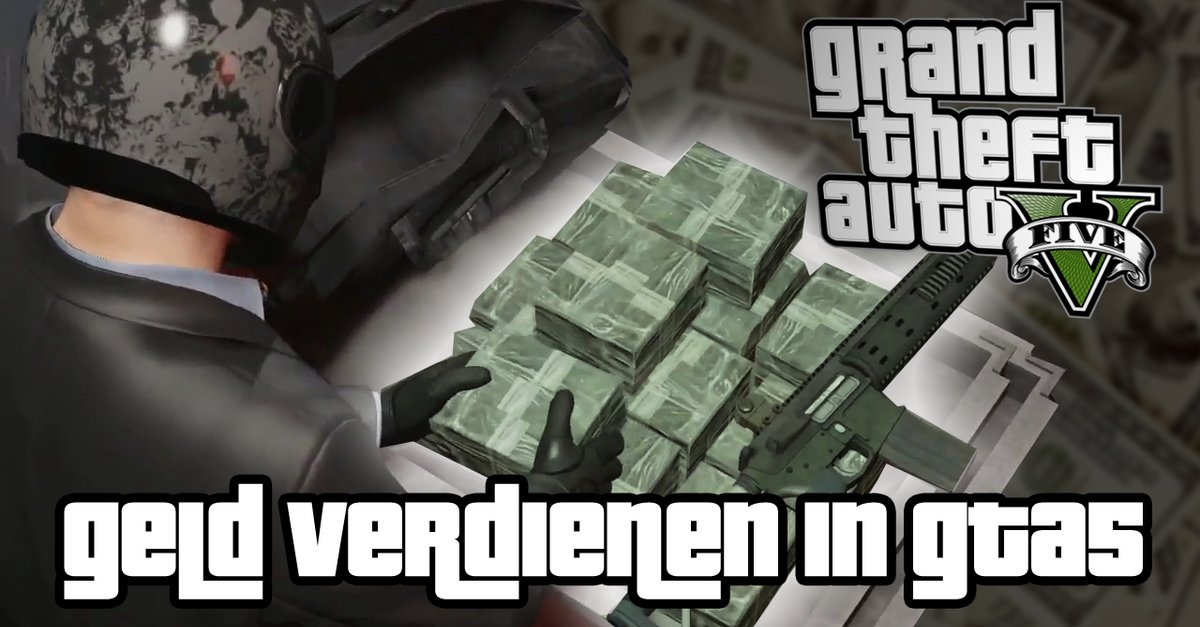 gta 5 schnell viel geld verdienen im video tutorial giga. Black Bedroom Furniture Sets. Home Design Ideas