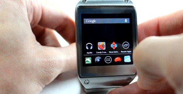 Samsungs Galaxy Gear: Bald auch für Galaxy S3, Note 2 und weitere Geräte