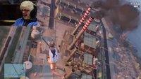Oma spielt GTA 5: Die Erschaffung eines Monsters