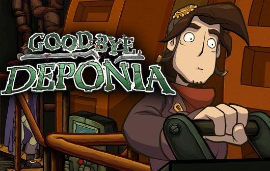 Goodbye Deponia Test: Abwrackprämiert!