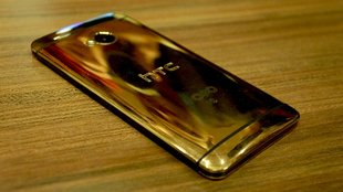 HTC One aus Gold. Echtem 18K Gold (Hands-On)