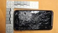 """HTC Smartphone als """"Schutzweste"""""""