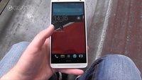 HTC One Update auf Android 4.3 kommt in 3-5 Wochen