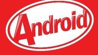 Android 4.4: Easter Egg der KitKat-Version und Screen Recording (Video)