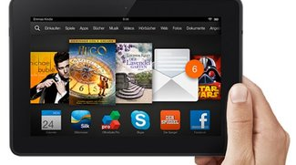 Kindle Fire HDX 7 Zoll ab 189€! (40€ Rabatt)