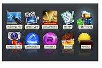 10 Mac Apps im Bundle für ca. 37 Euro bei MacUpdate
