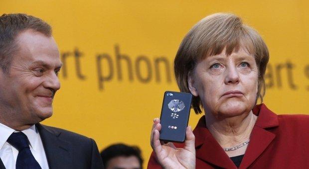 NSA hörte offensichtlich Merkel ab