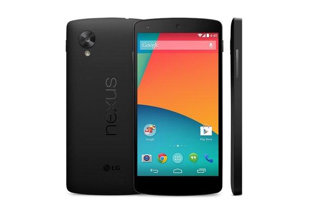 Nexus 5 &amp&#x3B; Android 4.4 KitKat: Vorstellung noch vor 19:00 Uhr erwartet