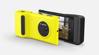 Nokia Lumia 1020: Erster Eindruck vom Kameramonster