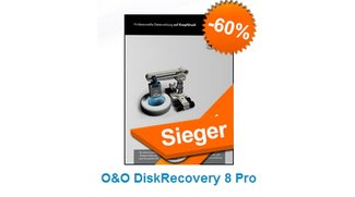 O&O DiskRecovery 8 Pro für 39,60 Euro bei Softwareload