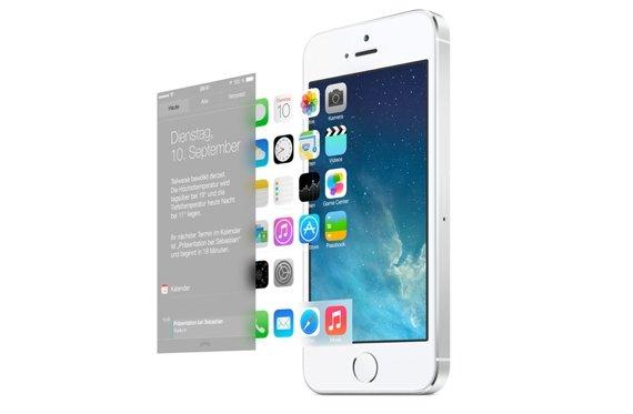 iOS 7: 3D-Effekt Parallax ausschalten - So wird's gemacht