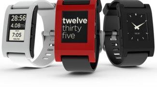 Pebble: Appstore für die Smartwatch im nächsten Jahr