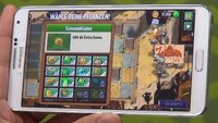 Plants vs. Zombies 2: Gameplay-Video der Android-Version