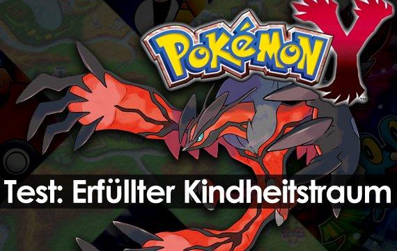 Pokemon X/Y Test: Erfüllter Kindheitstraum
