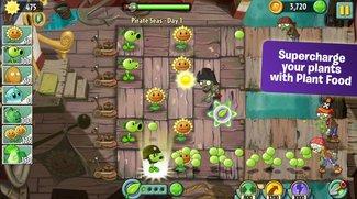 Plants vs. Zombies 2 für Android erschienen