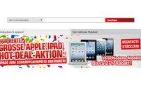 Verschiedene iPad und iPad mini Modelle zum Sonderpreis