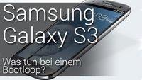 Samsung Galaxy S3: Bootloop-Fehler [Lösung]