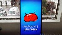Samsung Galaxy S4: neue Android 4.3 Rom geleakt
