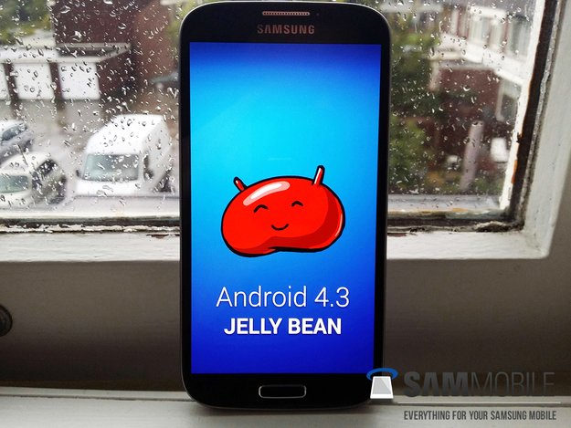 android 4.3 firmware download for galaxy s4