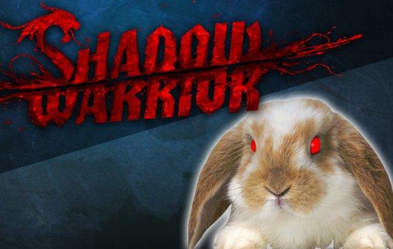 GIGA Gameplay: Shadow Warrior - Kaninchen des Todes!