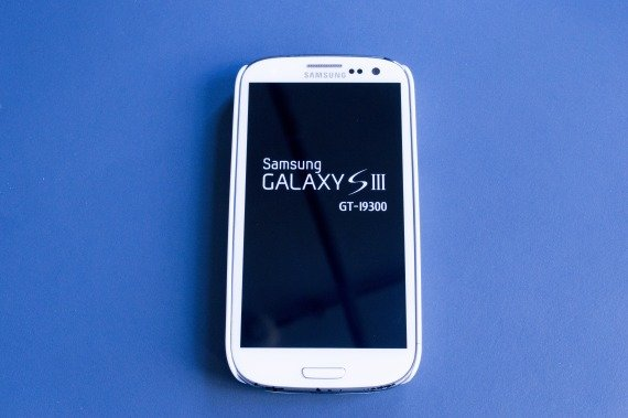 Samsung Galaxy S3 Teaser Bootloop