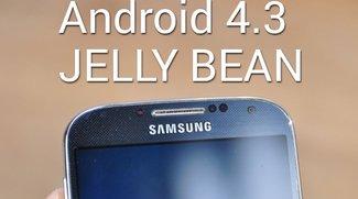 Samsung Galaxy S4: Offizielles Update auf 4.3 [Leak + Download]