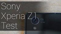 Sony Xperia Z1 Testbericht: Ein Fazit mit gemischten Gefühlen
