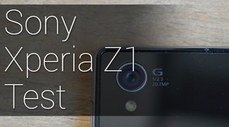 Sony Xperia Z1 Test (Videoreview)