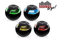 SOUNDS - to go! Bluetooth Lautsprecher für 19,99 Euro auf MeinPaket