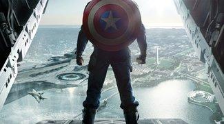 The Return of the First Avenger Trailer Premiere: Aber Hallo!