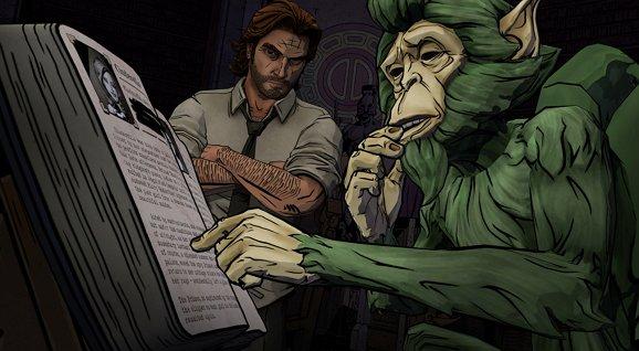 The Wolf Among Us: Episode 3 in wenigen Tagen