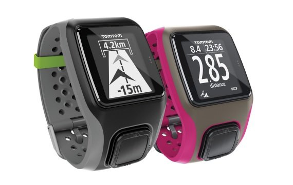 gps uhr multi sport von tomtom im test los bewegt euch. Black Bedroom Furniture Sets. Home Design Ideas