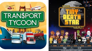 Android-Games: Transport Tycoon im Play Store, Tiny Death Star angekündigt