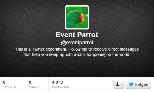 Twitter experimentiert mit News-Versand via Direktnachrichten