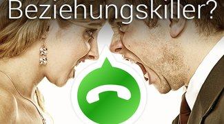 Wenn WhatsApp zum Beziehungskiller wird (Kommentar)
