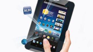 ALDI-Tablet: Medion Lifetab E7312 mit 7 Zoll-Display, Dual-Core-CPU ab 24.10. für 99 Euro erhältlich