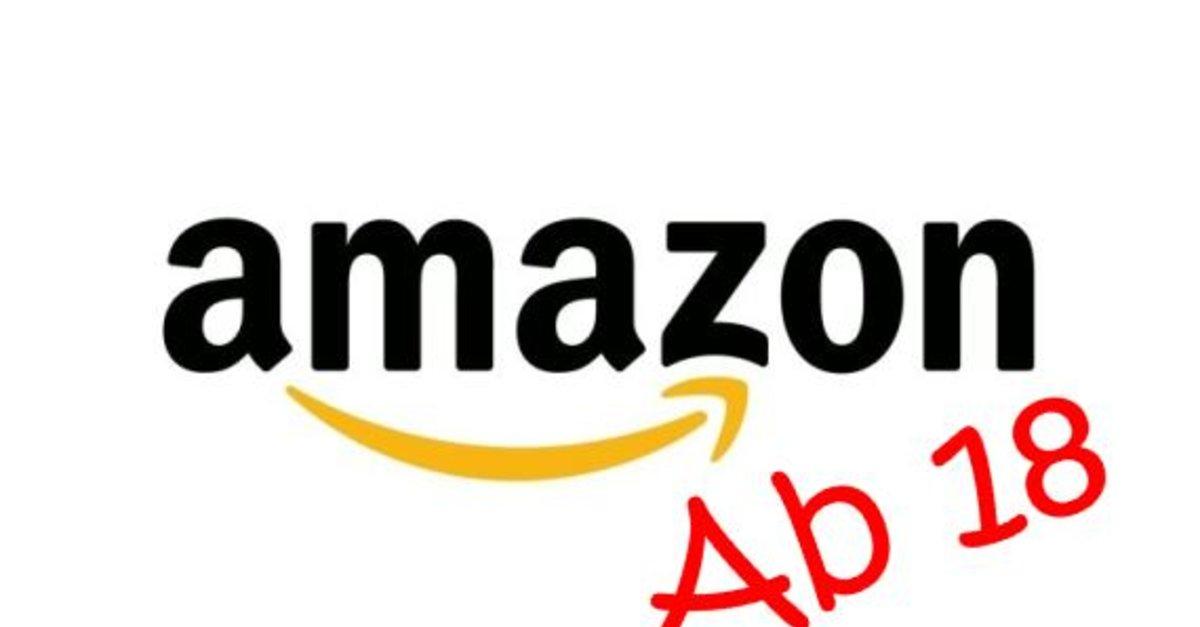 Identitätsprüfung Amazon