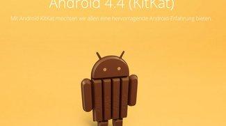 Android 4.4: Nexus 7, 7 (2013) und Nexus 10 erhalten KitKat-Update