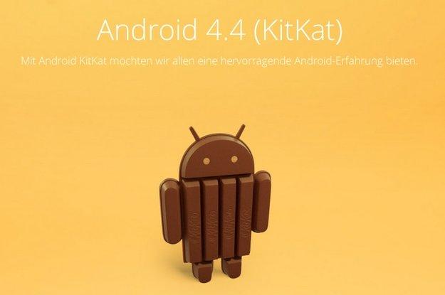 Android 4.4 KitKat: Neue und verbesserte Features in der Übersicht