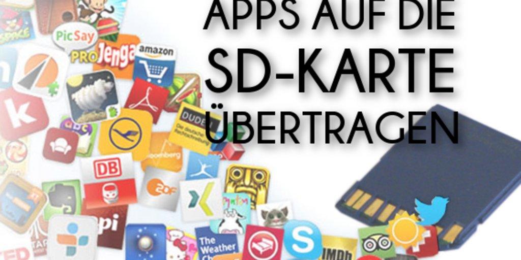 Android 5 1 Apps Auf Sd Karte Verschieben.Apps Auf Sd Karte Verschieben Und Sd Karte Zum Internen Speicher Machen