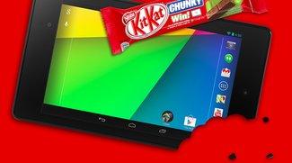 Diese Smartphones erhalten Android 4.4 KitKat - kein Update für Galaxy Nexus!