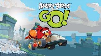 Angry Birds GO: Fun-Racer kommt am 11. Dezember, Teaser-Video veröffentlicht