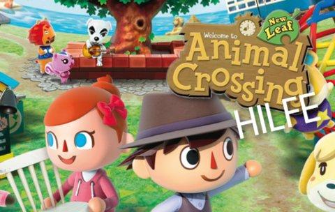Berühmt Animal Crossing: New Leaf – Frisuren ändern und freischalten – GIGA @KI_92