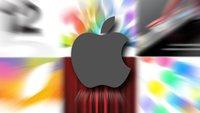 Apple-Event: Einladungskarten in der Retrospektive