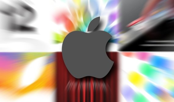 Apple-Event: Einladungskarten in der Retrospektive